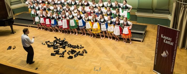 Tarptautinis chorų žurnalas – Chorų muzikos pavasaris Kaune