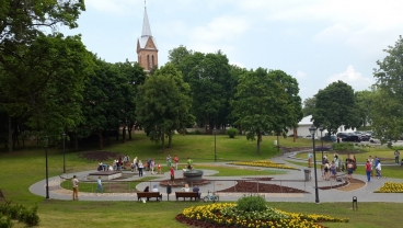 Kaunas Cantat festivalis Birštone