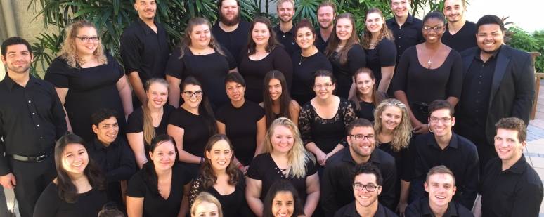 The Chamber Choir of Florida Gulf Coast University